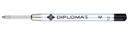 Diplomat EasyFlow Balpenvulling/Refill
