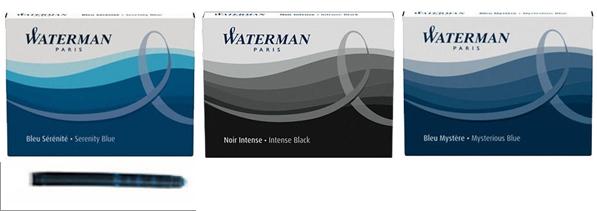Waterman Vulpen Vulling/Refill